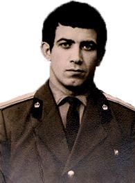 старшина Литасов В.П.