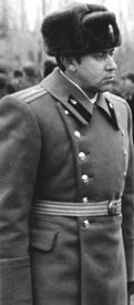 товарищ майор Беляков Ю.В.