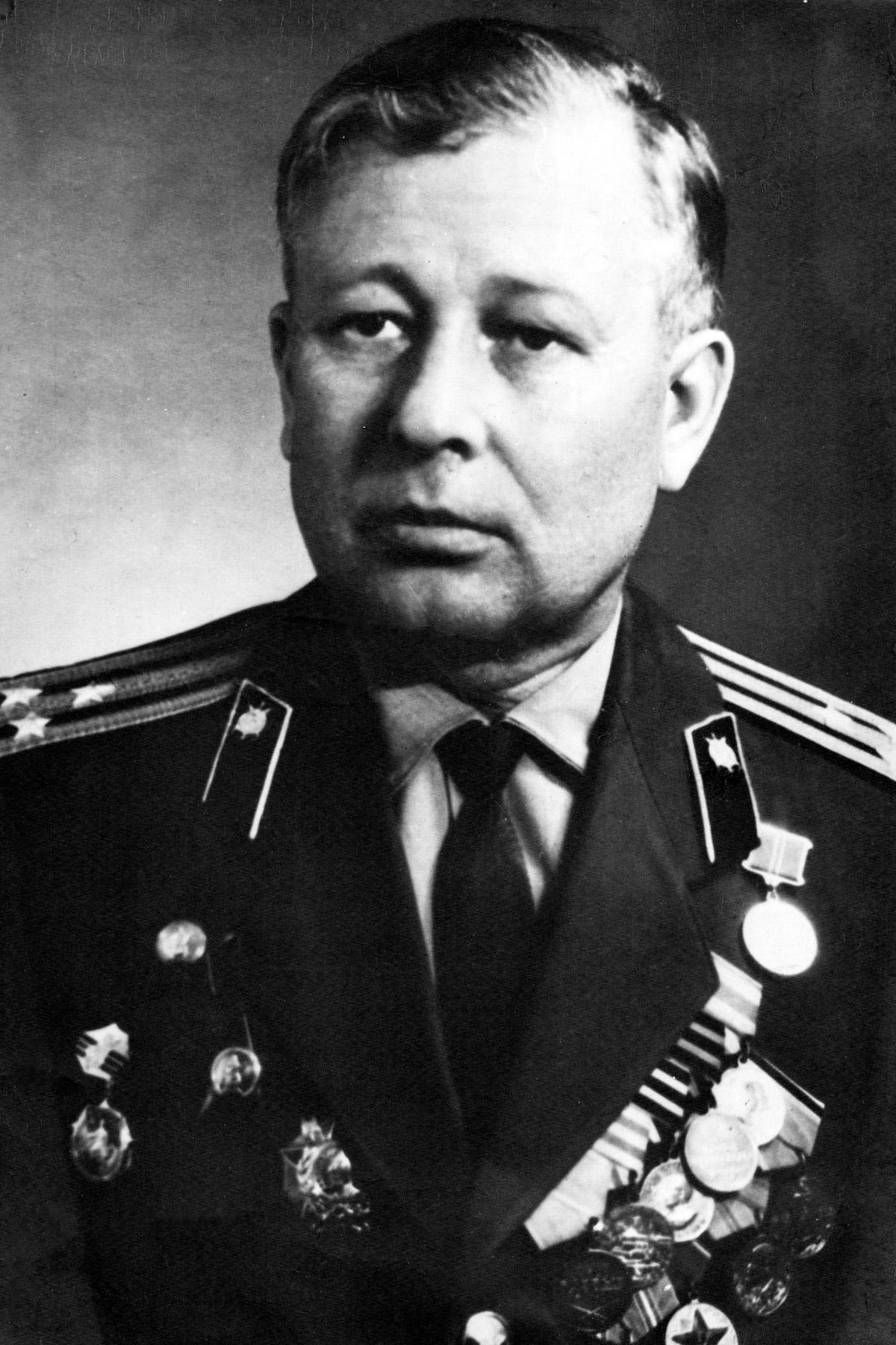 п-к Вольнюк П.Л. в запасе