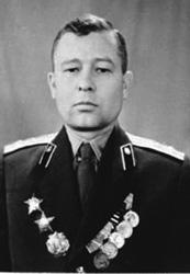 п-к Вольнюк П.Л. выпуск курсантов 1962 года